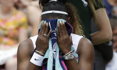 Virus might see Serena's chance at history 'disappear': Fitzgerald