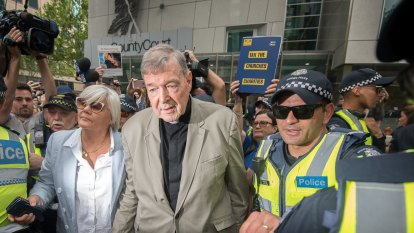 Media fined a combined $1.1m for contempt of court breaches in Pell reports
