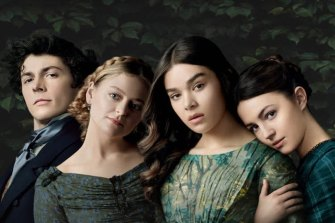 Starring Hailee Steinfeld as a hilariously melodramatic teenage iteration of legendary bisexual poet Emily Dickinson, Dickinson is like Bridgerton if Bridgerton were funny or smart.