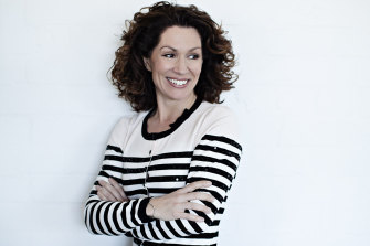 Kitty Flanagan, she of many talents.
