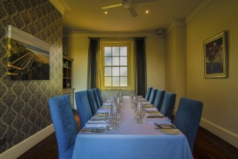 Lamonts Bishop's House has made its name on offering private dining options, indoor or out.
