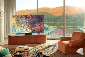 Micro LED TVs, like Samsung's Neo QLED, aim to offer both brightness and contrast.