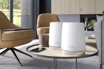 Orbi mesh routers with Wi-Fi 6 start at around $400, but you can get standalone Wi-Fi 6 routers for less.