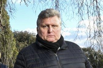 Former Xavier student Richard Jabara.