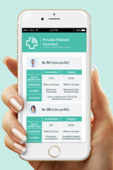Private Patient Connect aims to boost transparency around medical fees.