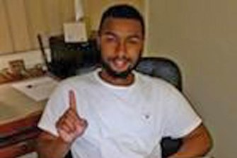 Farhad Said, the Bankstown man arrested today and charged over a failed terrorism plot.