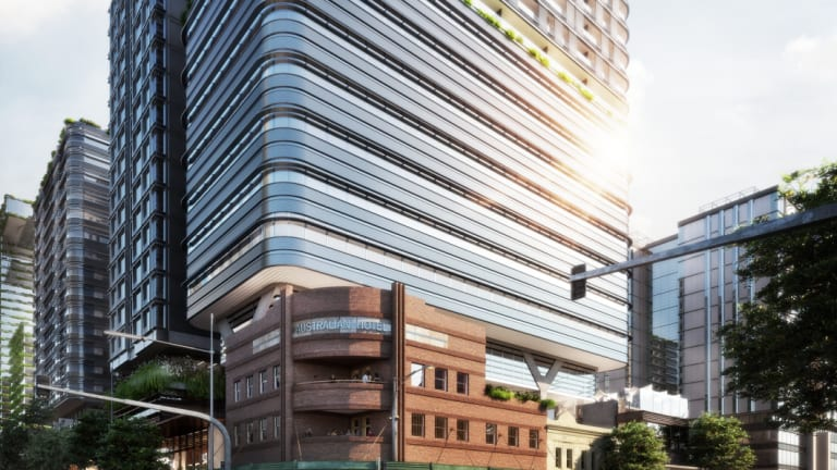 Four Points by Sheraton Sydney, Central Park isthe latest addition to the multi-stage $2 billion Central Parkdevelopment, a joint venture between Frasers Property Australia and Sekisui House Australia.