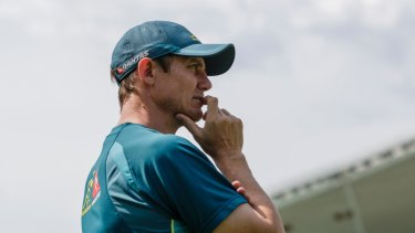 Fresh start: Former Wallabies assistant coach Stephen Larkham.