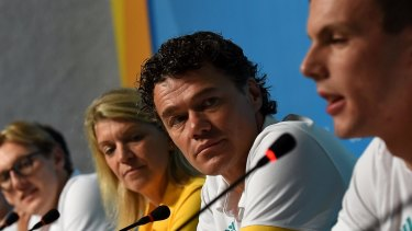 Main man: Jacco Verhaeren, pictured during the Rio Olympic Games, has overseen major reforms in the sport.