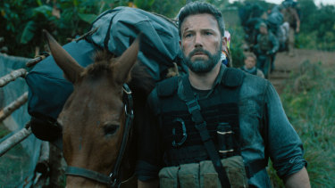 Ben Affleck stars in Triple Frontier.