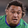 Lazarus lauds 'Raider for life' Papalii after star prop re-signs