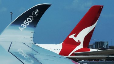 Qantas has chosen the A350-1000 as its preferred jet for Project Sunrise.
