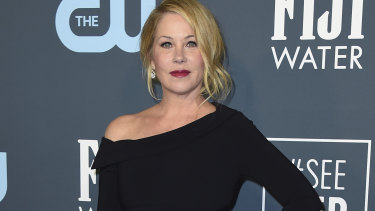 Actor Christina Applegate has revealed she has been diagnosed with multiple Sclerosis.