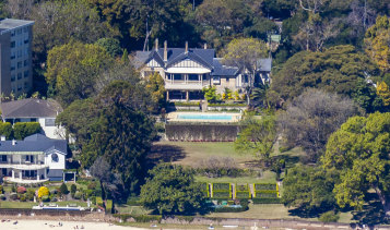 Mike Cannon-Brookes bought the Fairwater estate for about $100 million.
