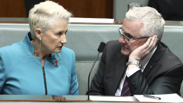 Kerryn Phelps and Andrew Wilkie have also supported the changes.