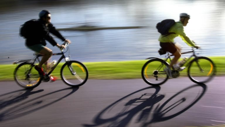 This year's Tour de France has led to renewed interest in cycling in Perth.