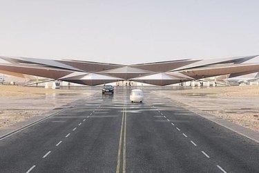amaala airport saudi arabia