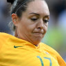 Hamstrung Simon back in Matildas camp for Chile matches