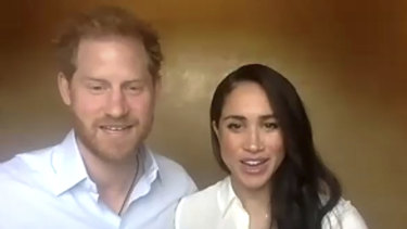 Harry and Meghan are taking a stand against institutional racism.
