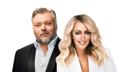 KIIS 1065's Kyle and Jackie O snatch breakfast lead from 2GB for the first time