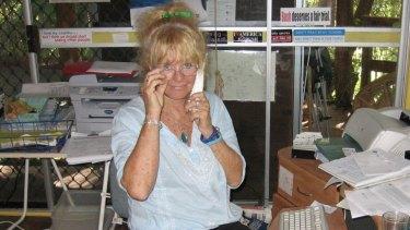 Australians for Animals co-ordinator Sue Arnold.