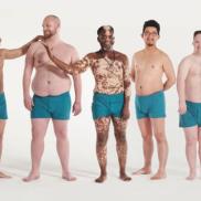 Men of Mental raising awareness for men's body shame.