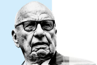 Rupert Murdoch: His support for the PM will critical to the Coalition's future success.