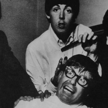 Sydney DJ Bob Rogers, who toured Australia with The Beatles in 1964, witnessed first hand the lengths teenage girls would go to to meet the band. His daughter Sheridan says it coloured their relationship.