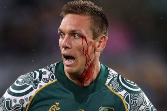 Dane Haylett-Petty hasn't played professional rugby since October 31.