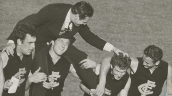 Fifty years on, Blues toast breakthrough