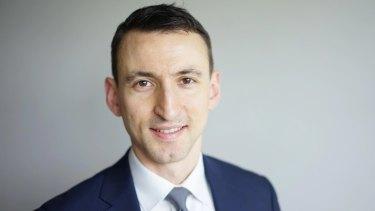 CCIWA chief economist Aaron Morey.