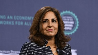 Neera Tanden has been picked as director of Office of Management and Budget.