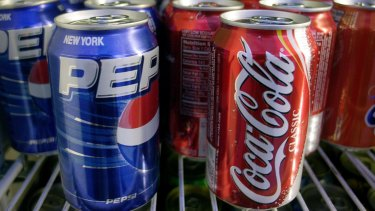 The report calls for a tax on sugary drinks.