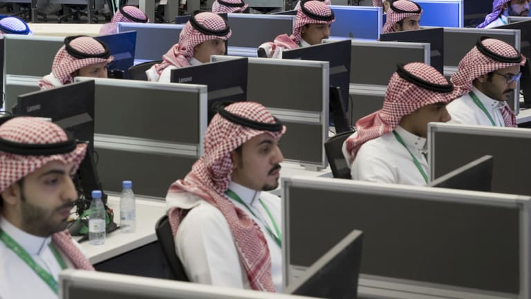 The Global Centre for Combating Extremist Ideology, in Riyadh, Saudi Arabia. Saudi Arabia has illustrated how authoritarian governments can manipulate social media to silence or drown out critical voices.