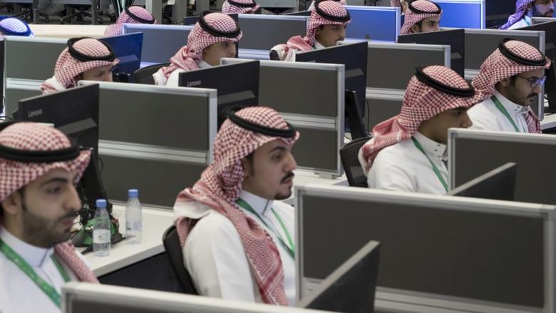 Саудовская фабрика троллей