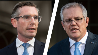 'Not a Kumbaya session': Perrottet rise signals new national cabinet dynamic