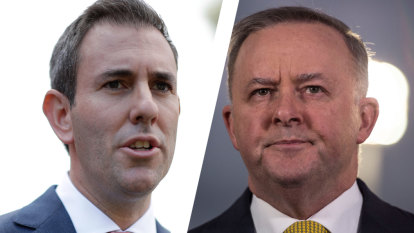 Labor MPs 'fuming' as Jim Chalmers told to clear the way for Albanese or face payback