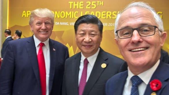 Australian fear: To be caught in cross fire of a trade war