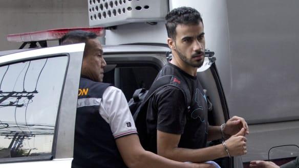Soccer community demands action to bring Hakeem al-Araibi home
