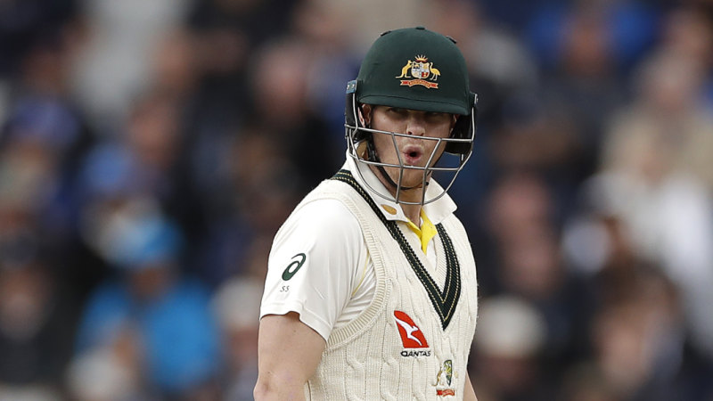 Smith aces day-long examination on return to the Ashes crease