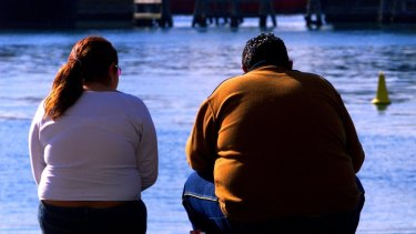 A third of adults in Camden are obese.
