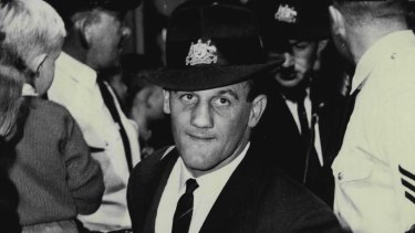 Arthur Summons was captain-coach of the Kangaroos on the 1963-64 tour of Great Britain.