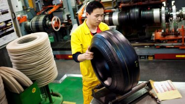 China's factories have bounced back.