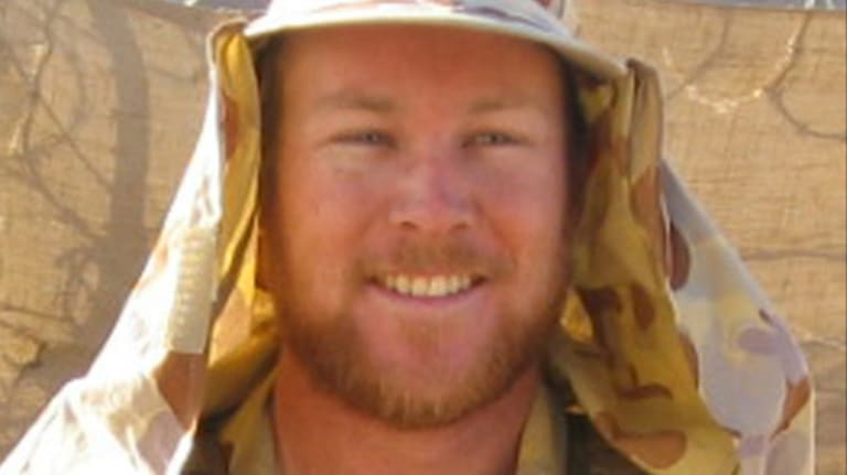 Fallen soldier Sean McCarthy.