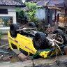 Dozens dead in Indonesian tsunami