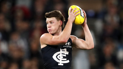 Young Blue Walsh is 'a massive Brownlow chance'