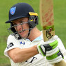 Tigers, rain stall Blues in chase for Shield final berth