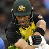 Rain saves Australia after another below-par batting effort