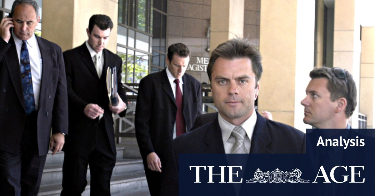 The lie from which the Gobbo scandal grew – The Age