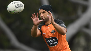 Michael Maguire dropped six players before round five, including Benji Marshall, in an effort to shake up the side after an underwhelming restart.